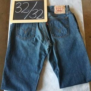 Levi's Jeans Low Boot Cut 527